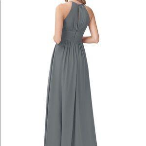 Brand new Steel grey bridesmaid dress!